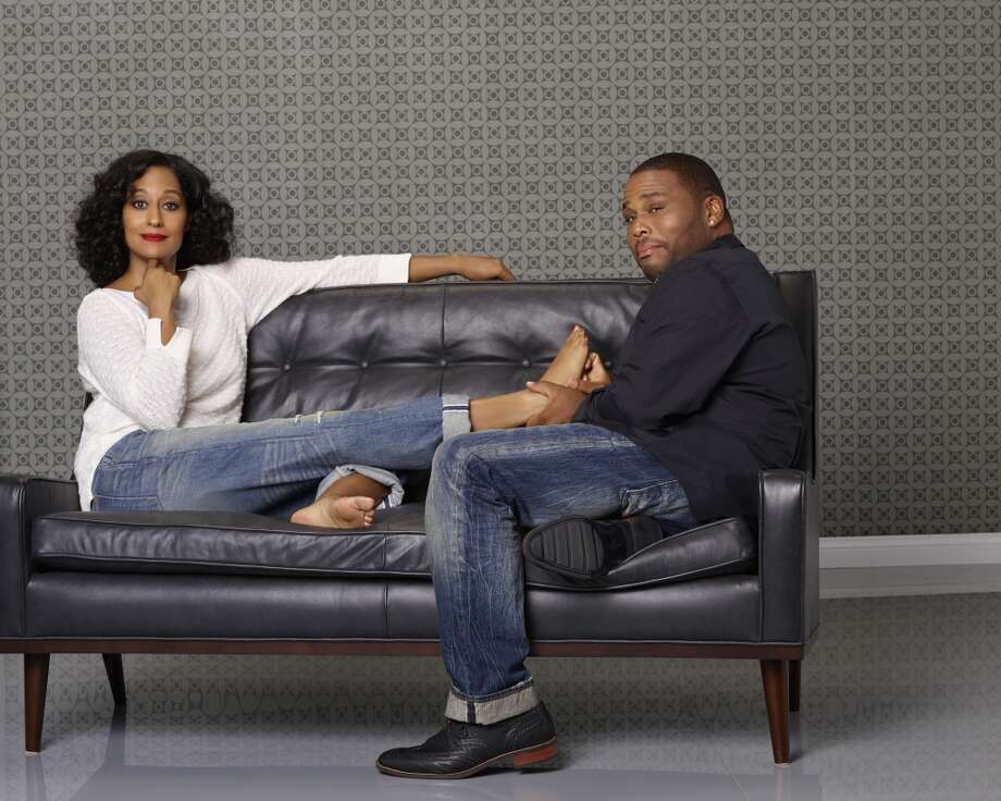 black-ish returns on ABC on Tuesday, January 15. Photo: Bob D'Amico, ABC