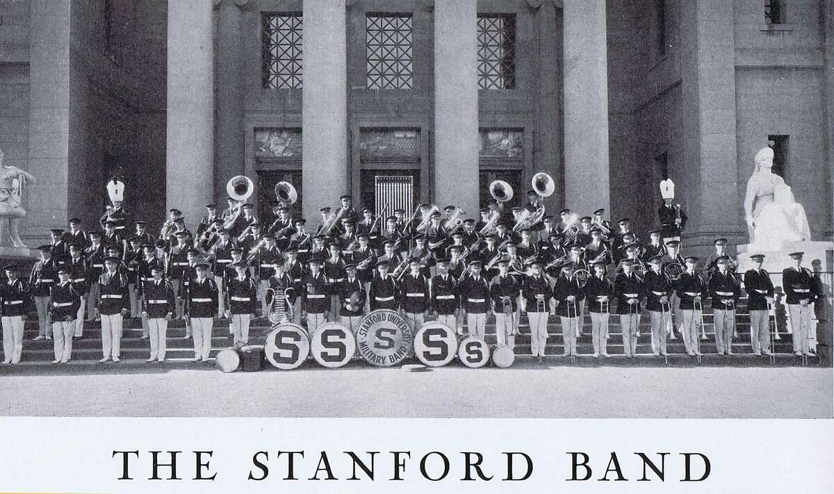 1931 - A yearbook photo of the band, before it was wacky.