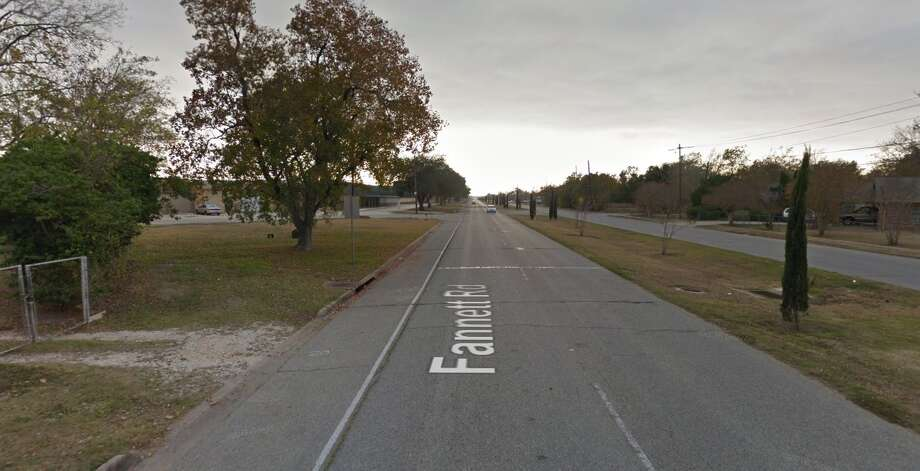 Fannett Road near Ozen High School (Photo: Google Maps)