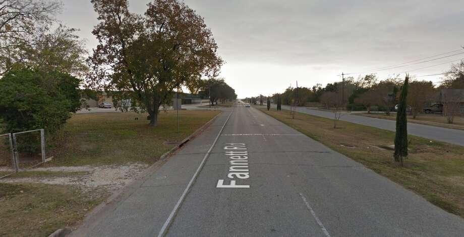 Fannett Road near Ozen High School (Photo: Google Maps)