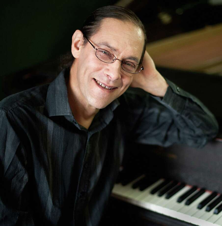"""Bob Gluck's life as a conservatory student was blown wide open in 1970 when he first encountered """"Bitches Brew,"""" one of many landmark recordings by Miles Davis. Today, Gluck is more than just another avid fan. He's a pianist, composer and musicologist and has been on the faculty at the University at Albany since 2003.  (Paul Grupp and Brenda Rose) Photo: Paul Grupp / Copyright © 2011 Paul Grupp"""