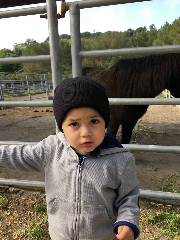An Amber alert was issued Thursday morning for 2-year-old Jason Vargas. He was later found safe.
