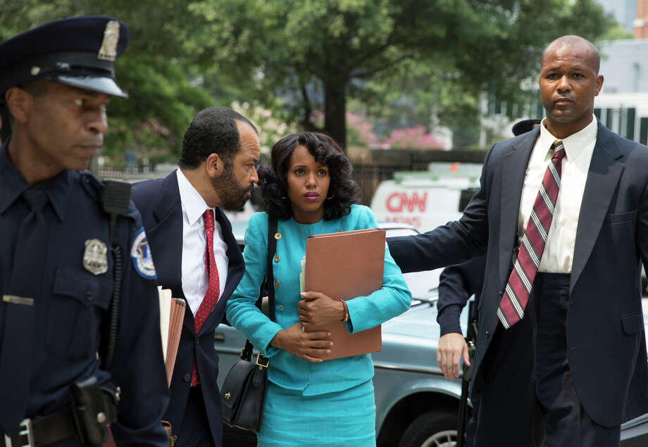 Kerry Washington plays Anita Hill in a version that stays mostly neutral.