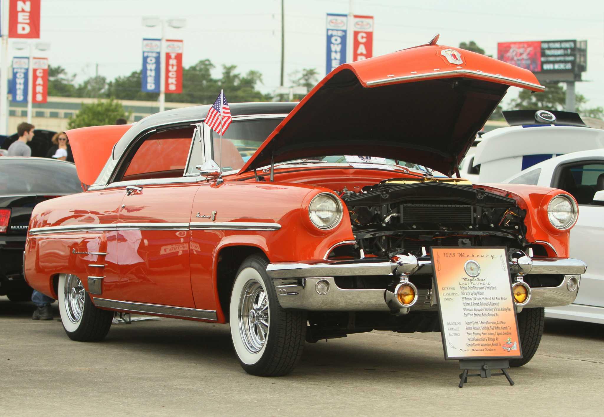 Fords, Mercurys and Lincolns dazzle at 7th annual Gullo car show
