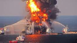 Argo Group International Holdings CEO and President Mark E. Watson III said it insured almost every oil and gas operator involved in the explosion on the Deepwater Horizon rig in the Gulf of Mexico in 2010.