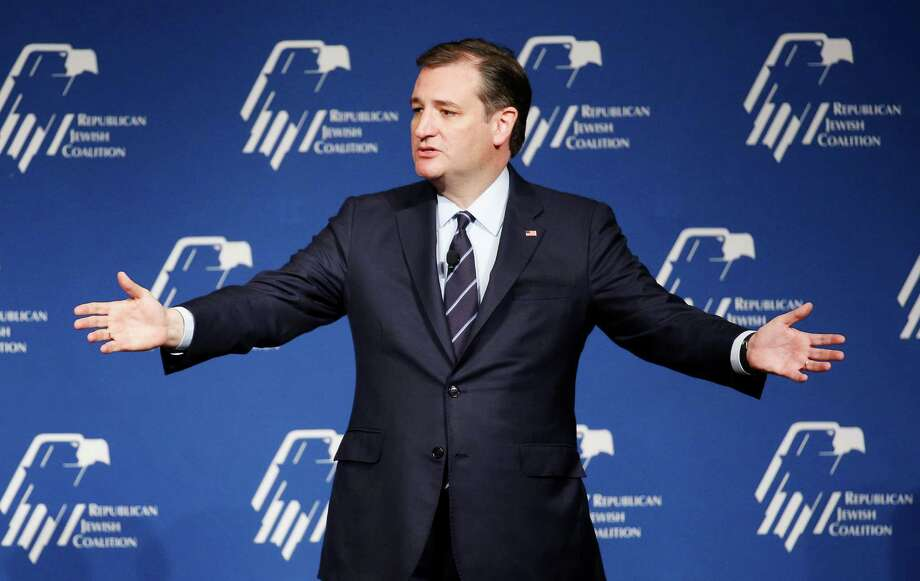 Republican Presidential Candidate Sen. Ted Cruz Photo: /