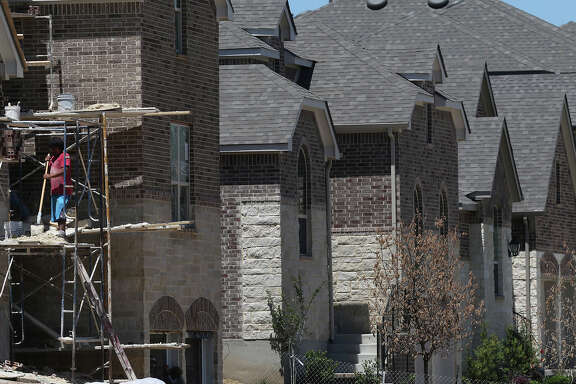 The rising prices in San Antonio are a side effect of the sizzling local housing market. This year is on track to be another record one for local home sales, challenging last year's high of 27,154 homes sold.