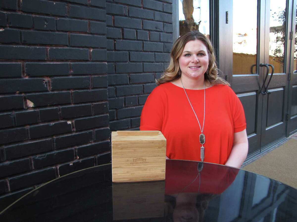 Carrie Waisley is a personal chef and the chair of Fresh Flavors Recipe Box, produced by the Junior League of San Antonio.