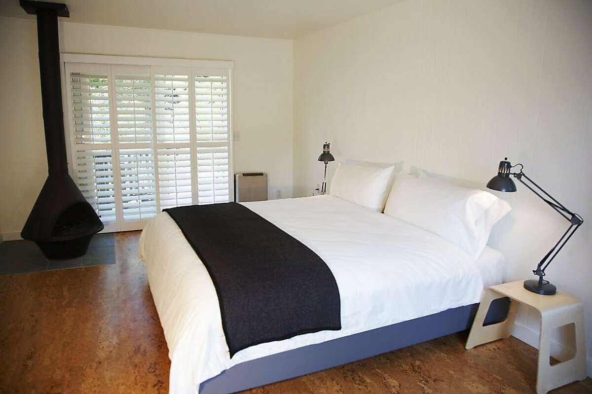 Interior shot from the Boon Hotel, located at 14711 Armstrong Woods Road in Guerneville, CA Photo credit: Shae Rocco