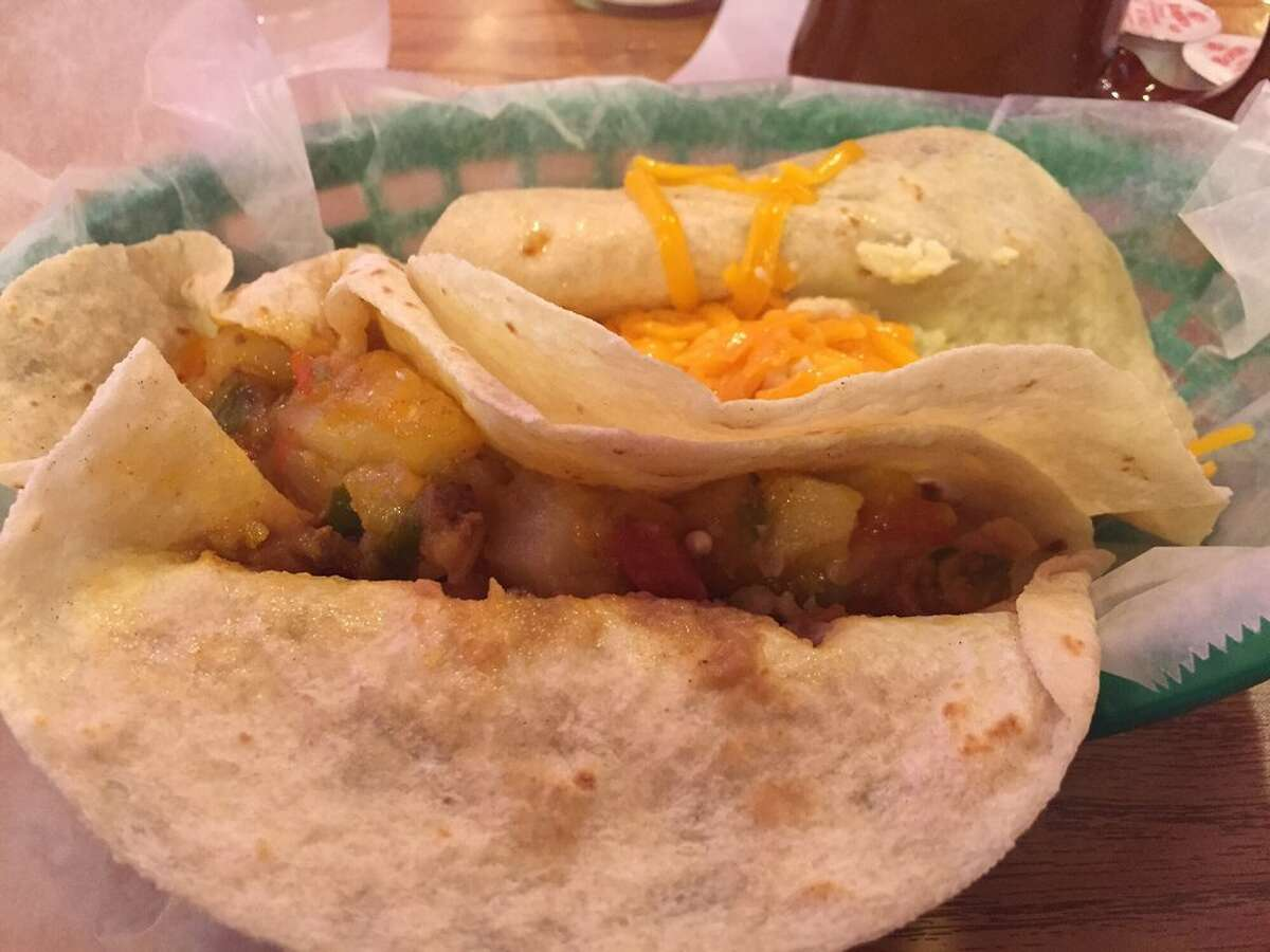 Laredo Taqueria (Two locations: 915 Snover Street & 6904 Irvington) No day in Houston like this should start without a breakfast taco.