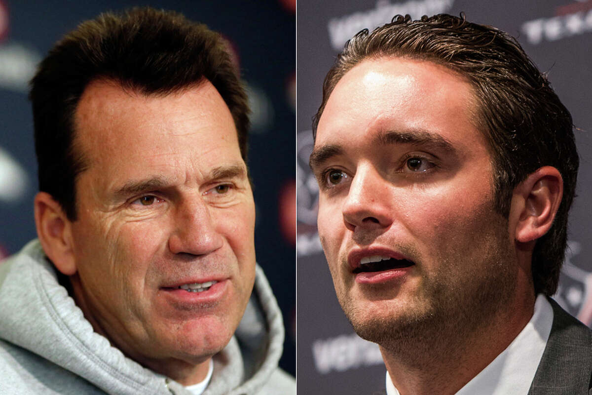 The Texans' 2016 schedule is highlighted by five prime-time games, including new quarterback Brock Osweiler's return to Denver to face his old coach and former Texans boss Gary Kubiak. Click through the gallery to see John McClain's week-by-week predictions.