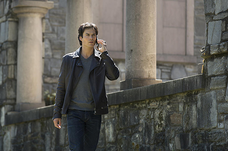 The Vampire Diaries Producer Breaks Down Those Insane Finale Twists - seattlepi.com