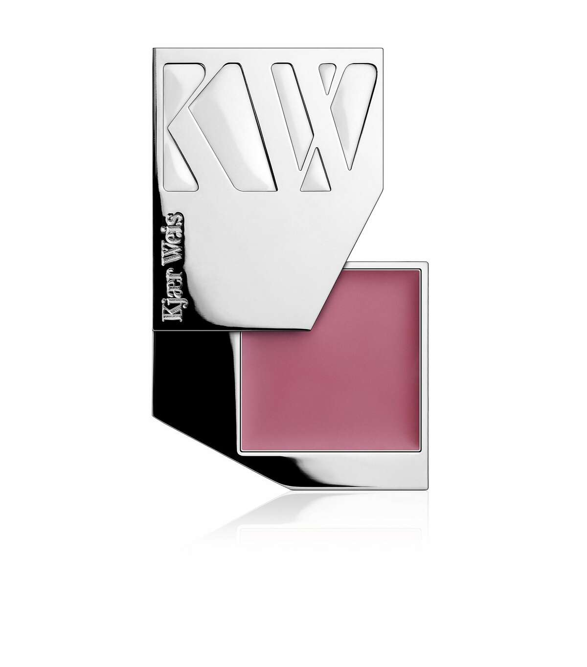 Avoid using powder blush during the winter months and opt for a hydrating cream blush like the Kjaer Weis Cream Blush in Lovely. This non-toxic, organic blush is a soft petal pink hue that gives all skin tones a natural-looking flush. $56, Credo Beauty, 2136 Fillmore, S.F. and http://kjaerweis.com.