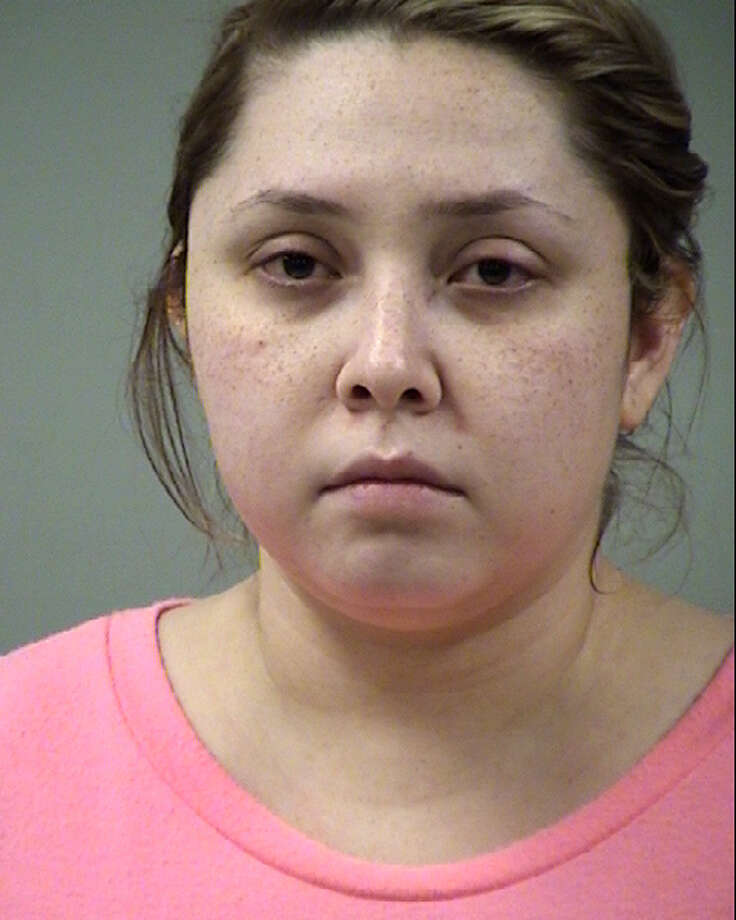 Celia Nichole Sanchez, 27, was booked on a charge of organized retail theft. Photo: Courtesy