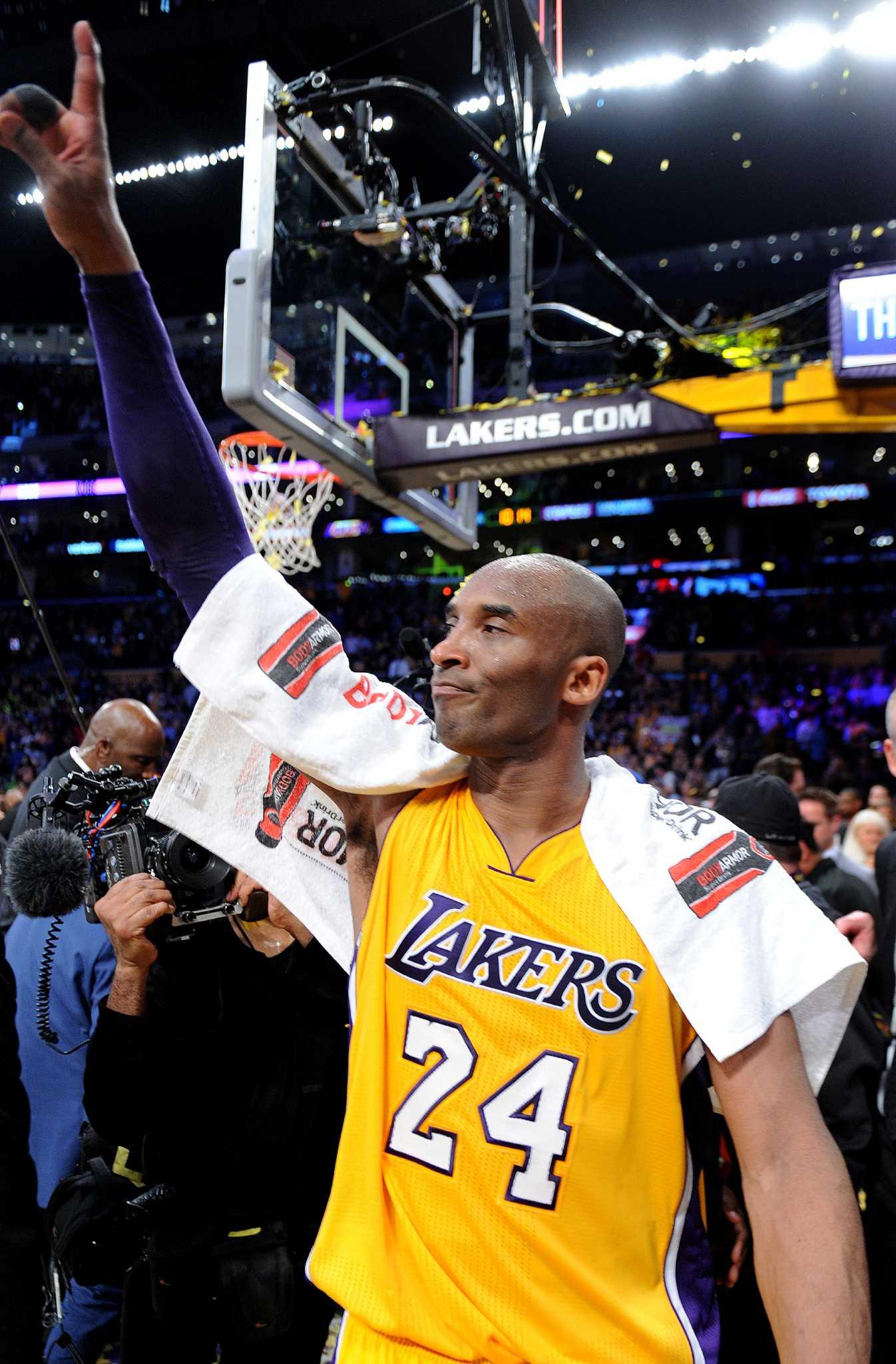 Kobe Bryant Beisetzung