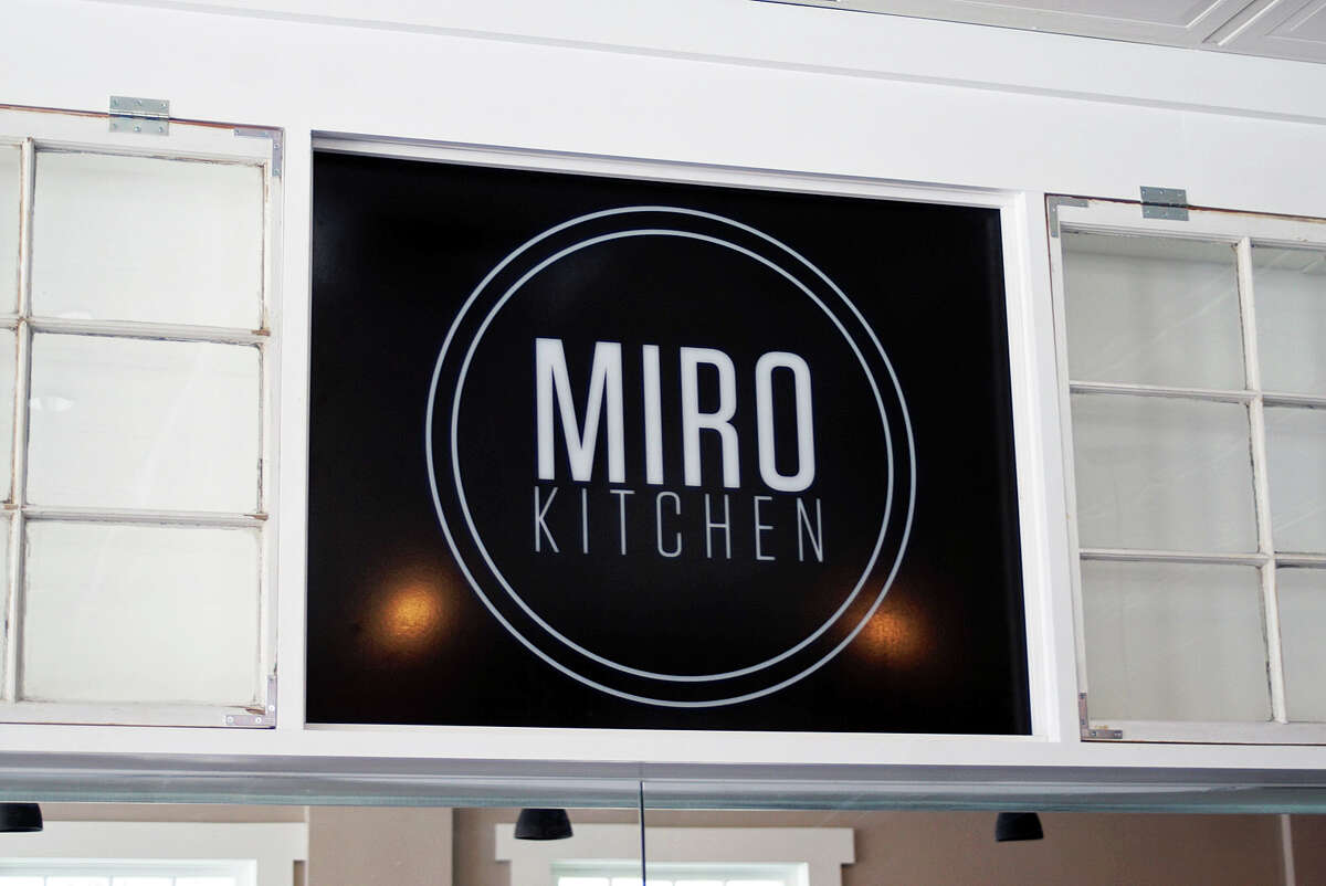 Miro Kitchen, a new restaurant with a Pacific-influenced menu, opened recently on Black Rock Turnpike.