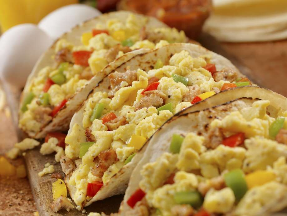 Click to see where to find the best breakfast tacos in Houston.