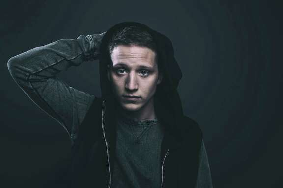 Christian rapper NF, whose real name is Nate Feuerstein, says fans can expect things to get intense at his live show in Hockley.