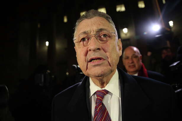 NEW YORK, NY - NOVEMBER 30:  Former New York Assembly Speaker Sheldon Silver leaves a federal court in Lower Manhattan on November 30, 2015 in New York City. A jury found Silver guilty on all seven charges against him in a federal corruption trial that lasted five-weeks. (Photo by Spencer Platt/Getty Images) ORG XMIT: 594220057