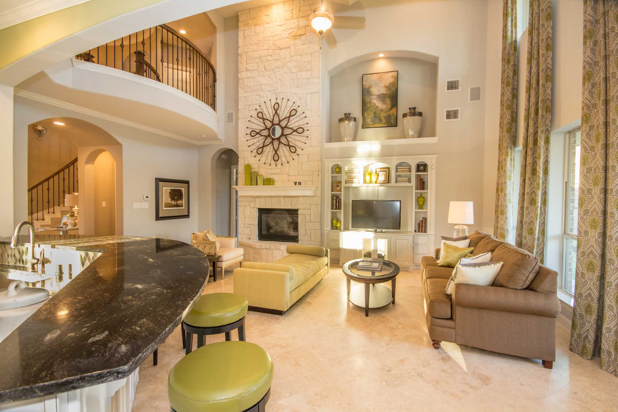 Cinco Ranch Unveils New Model Homes As Part Of 25th