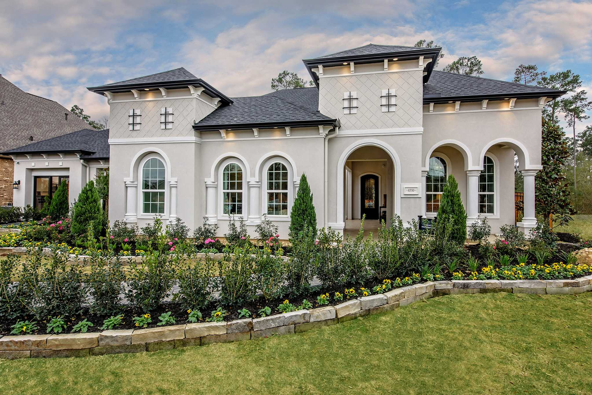 Toll brothers showcases new model homes houston chronicle - Model homes near me ...