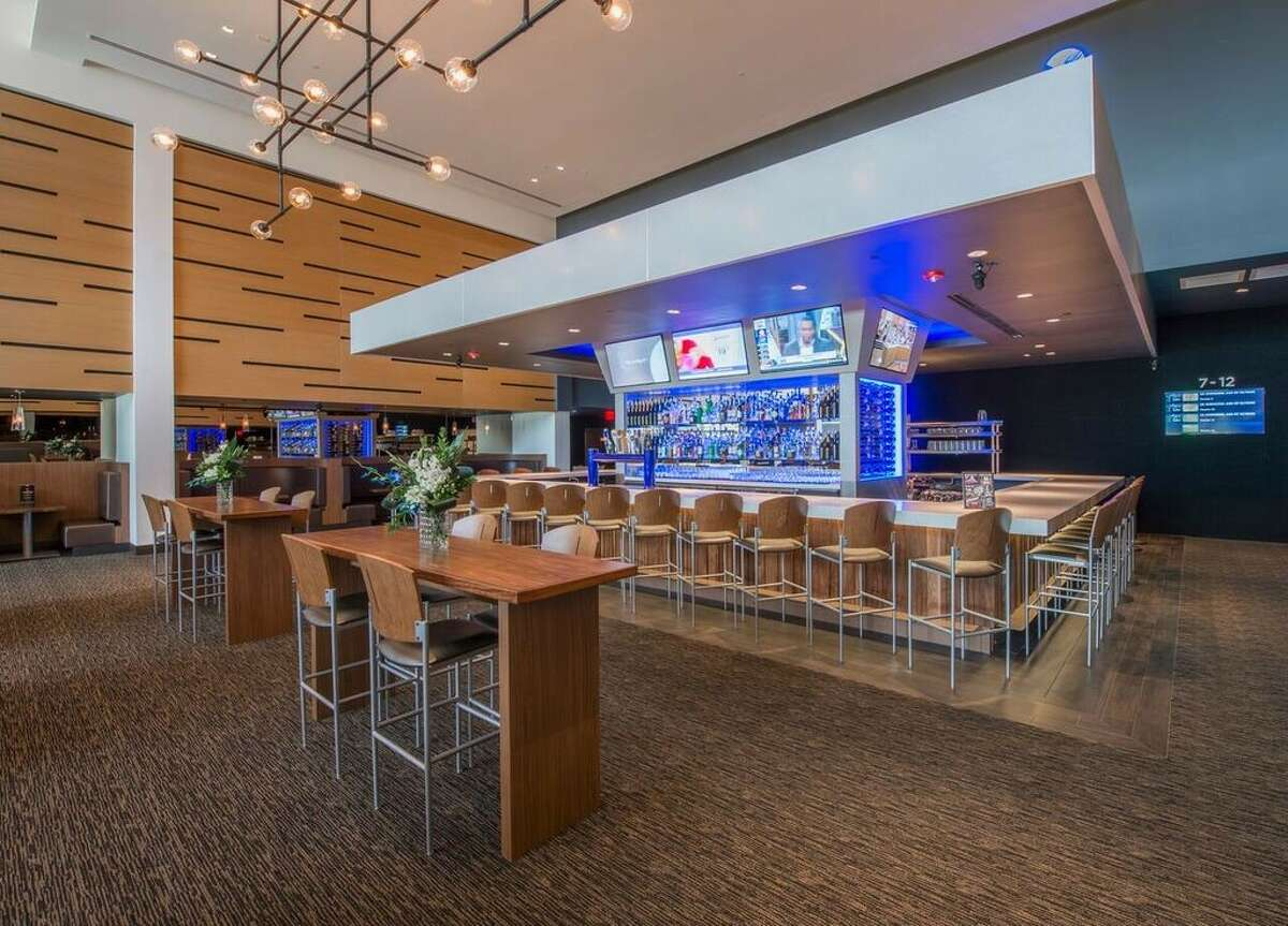Studio Movie Grill, which has more than a dozen theaters across Texas, not only shows movies, but also features in-theater dining and bar services.