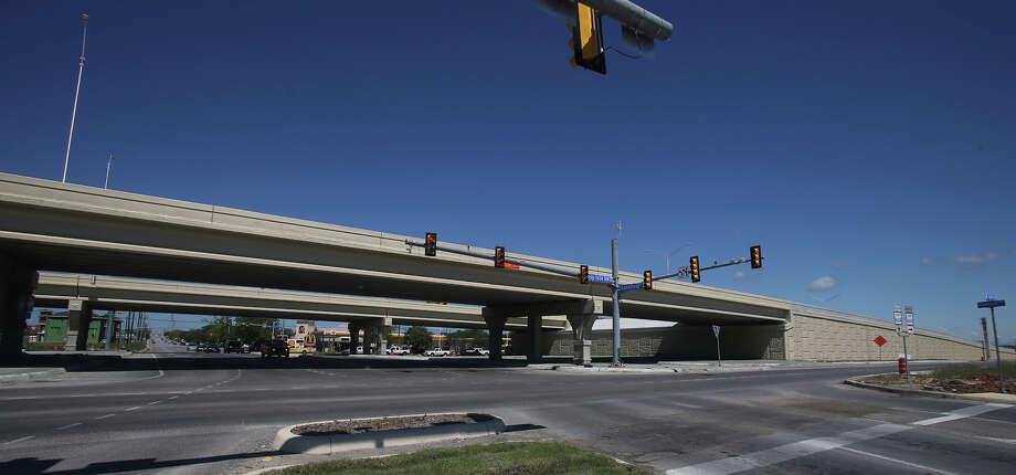 Loop 1604 overpasses nearly complete on San Antonio's ...
