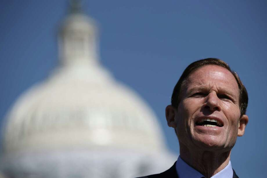 U.S. Sen. Richard Blumenthal Photo: Win McNamee / Getty Images / 2016 Getty Images