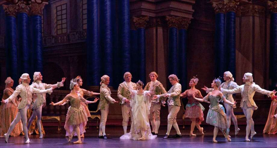 """A full-length ballet, """"Cinderella,"""" will be presented by Connecticut Ballet's professional company on Saturday-Sunday, April 23-24, at the Palace in Stamford. Photo: Contributed Photo"""
