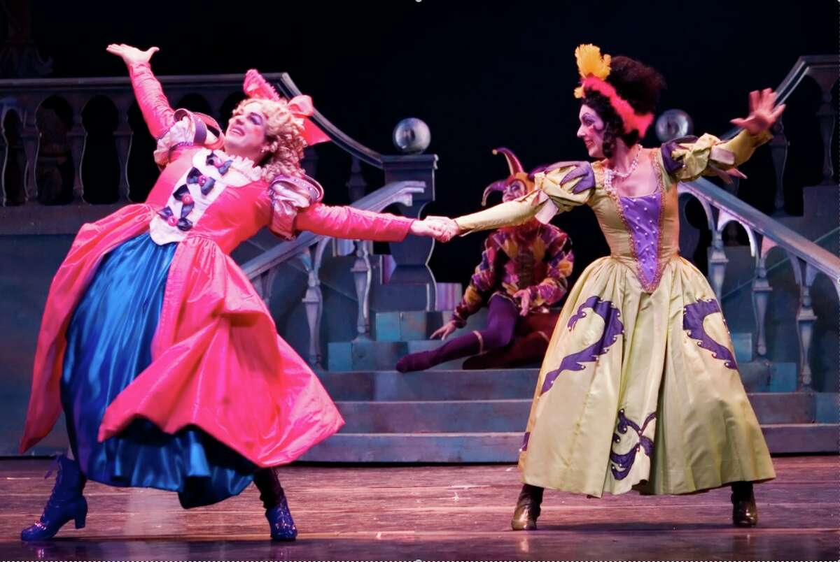 A full-length ballet,