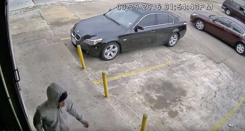 Suspect sought in deadly robbery spree that left Wahoo's Fish N