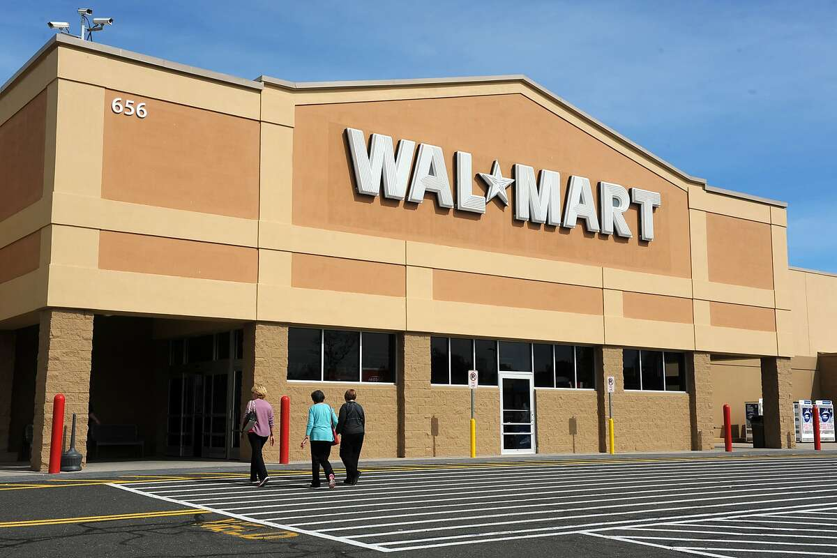 Arkansas - Walmart (790x more common than in any other state)