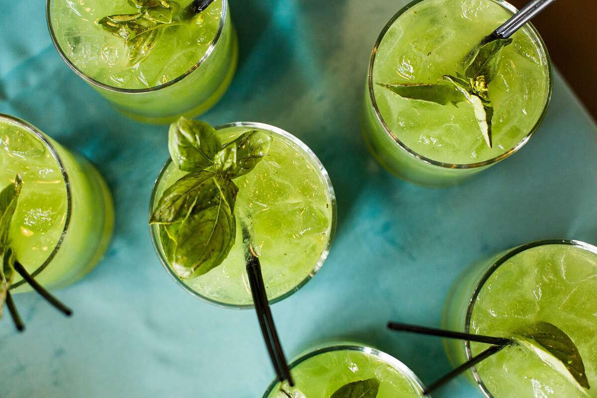 Fizz and Pop: Spring Cocktails of the Farmers Market