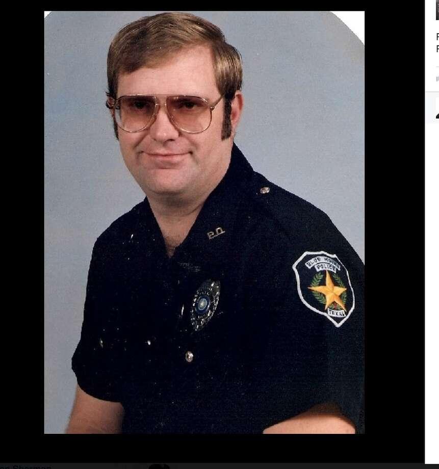 Ex-cop Truman Bradshaw. Source: Facebook.com screenshot