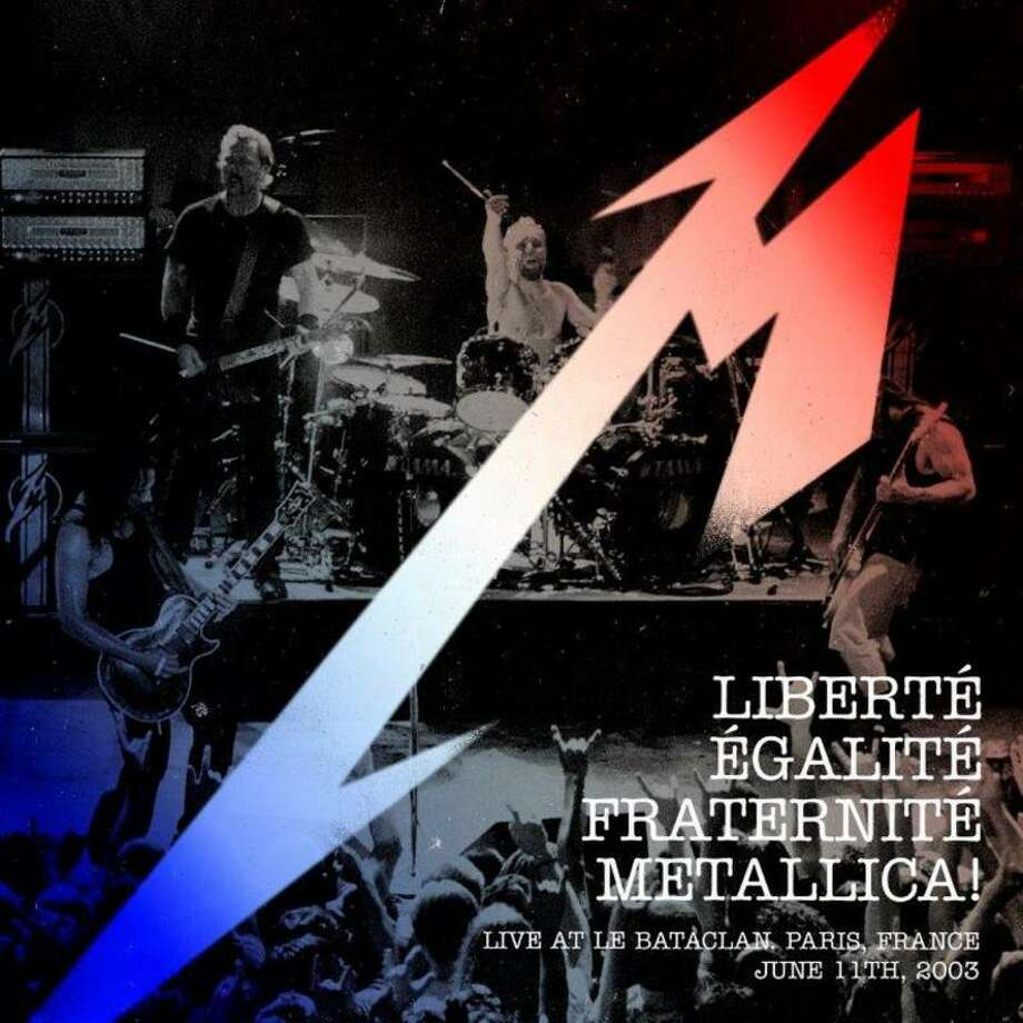 Proceeds from live album recorded in 2003 at the Bataclan concert hall in Paris, site of a terrorist attack in November, will benefit Fondation de France's Give for France charity.