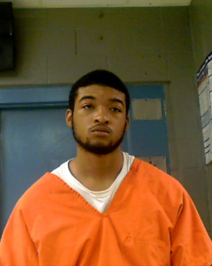 Wesley Evans, 20, escaped prison custody and was later found hiding in his girlfriend's dishwasher.