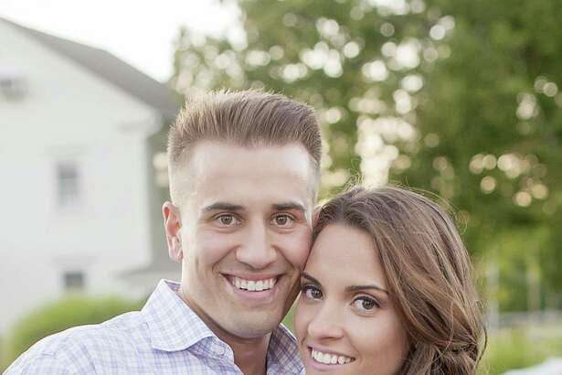 Thomas James Kaminsky and Lauren Grace Vandergrift.