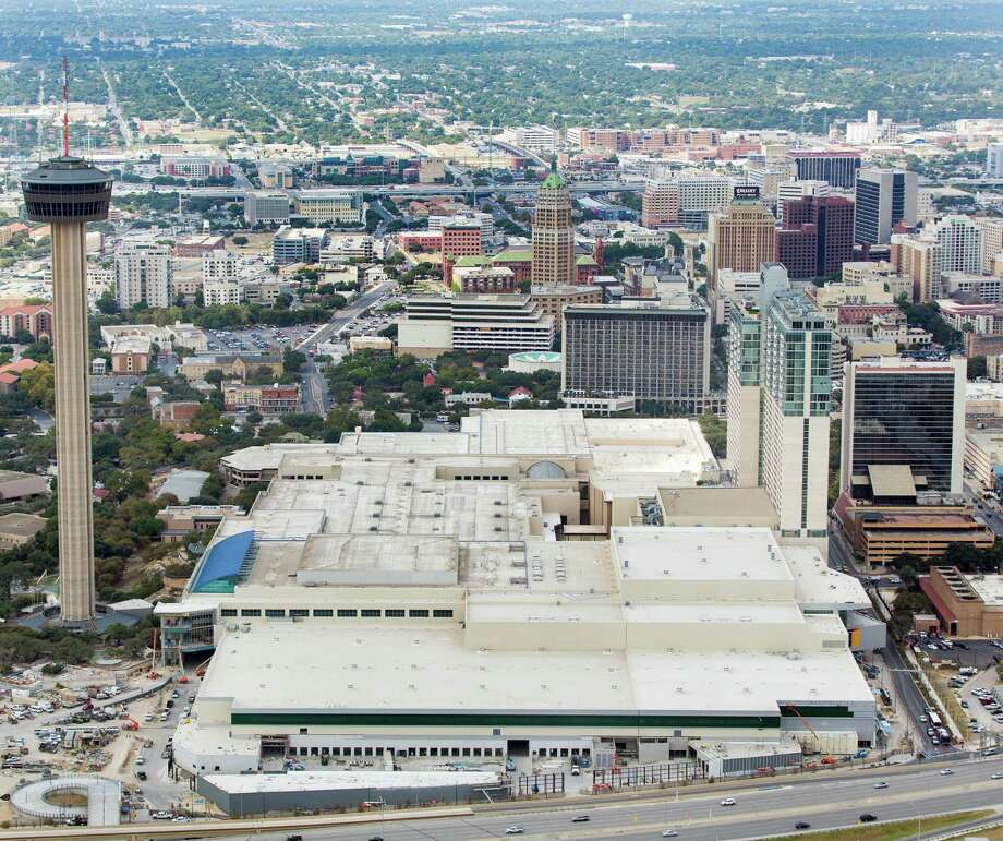 If San Antonio begins to attract even more events at the Henry B. Gonzalez Convention Center, it will likely because of its recent expansion, not because the city allowed the Convention & Visitors Bureau to become a nonprofit. Photo: WILLIAM LUTHER /San Antonio Express-News / © 2015 San Antonio Express-News