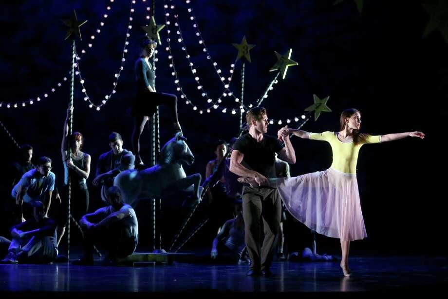 39 Carousel 39 Director Choreographer Rob Ashford Talks