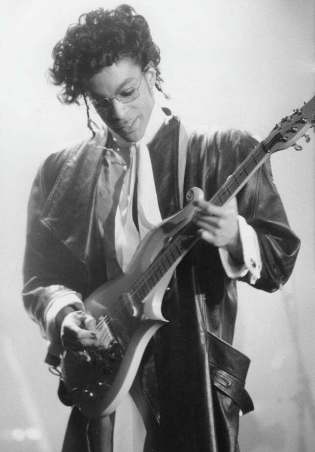 Prince in Berlin, May 1987.