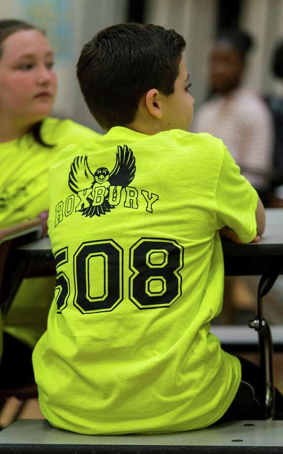 stamford fourth graders vie for book