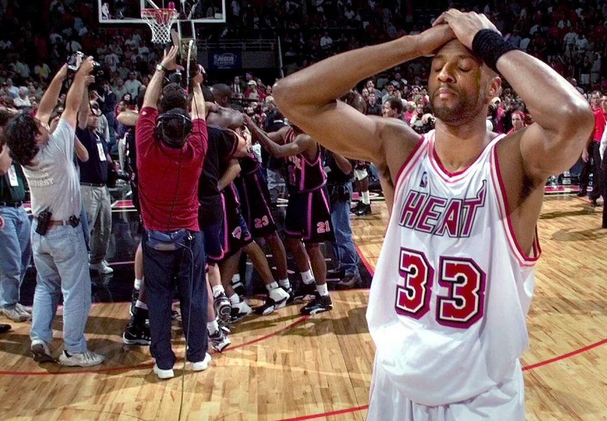 1999 No. 8 seed: New York Knicks No. 1 seed: Miami Heat Series: 3-2* *Best-of-five