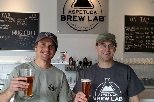 Newly opened Aspetuck Brew Lab, located in Bridgeport, CT, is partnering with the Aspetuck Land Trust in recognition of Earth Day.  On Friday April 22, they'll donate $1 for every pint sold and $2 for every 64oz growler sold to the trust.