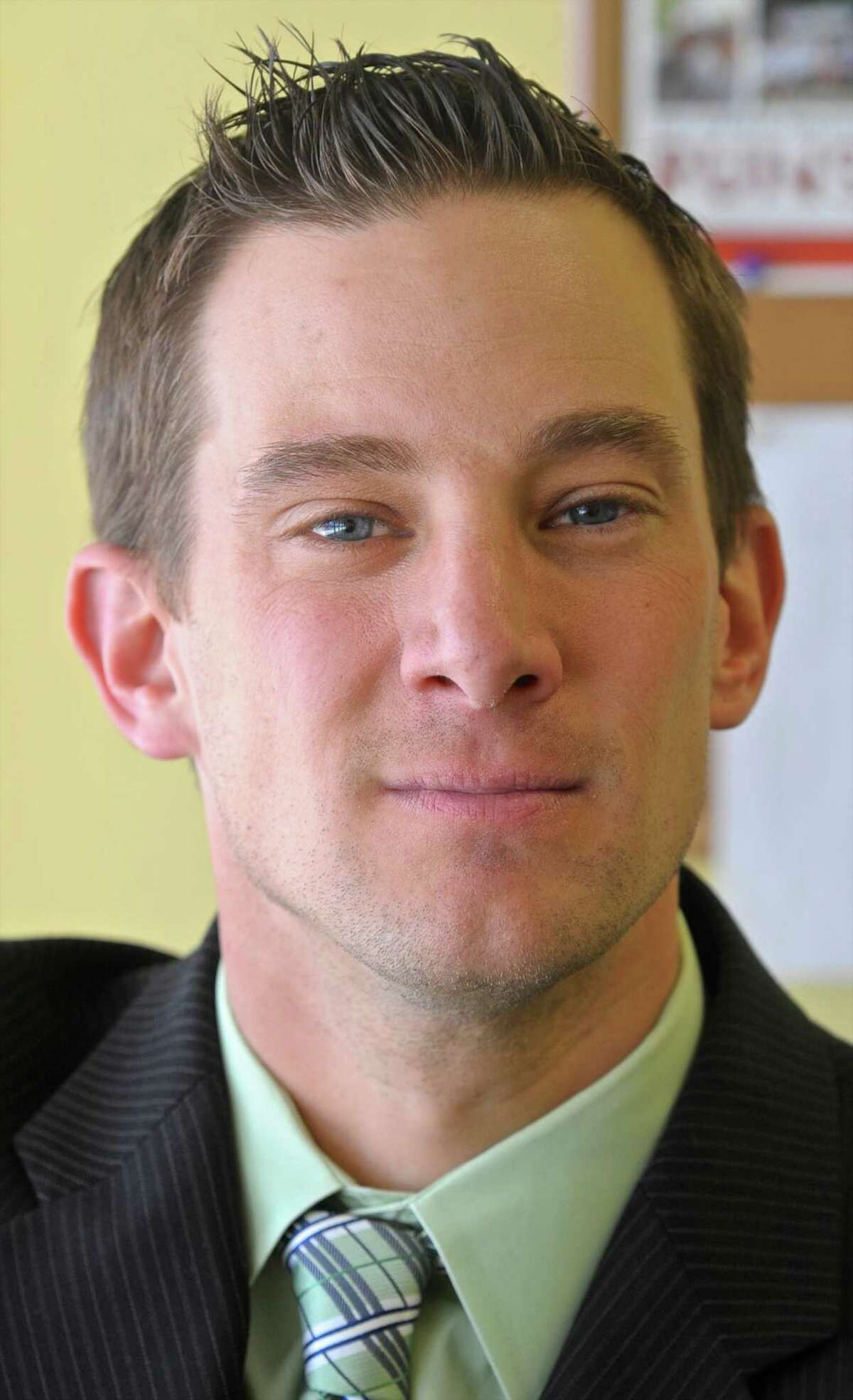 Christopher Longo, assistant principal of New Milford's Schaghticoke Middle School, has been appointed principal of the school effective July 1.