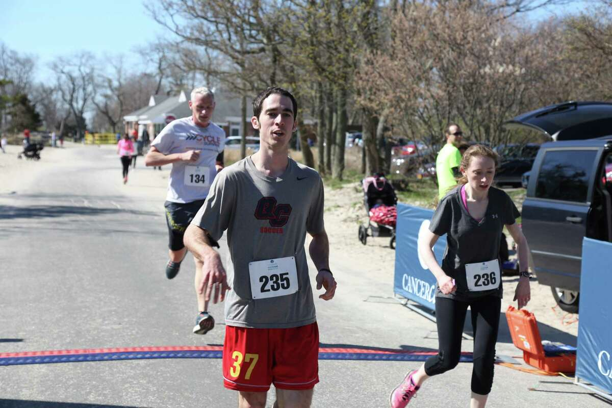 Were you SEEN at the Cancer Care Walk/Run for Care in Greenwich on April 17, 2016?