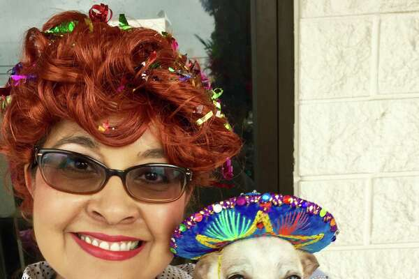 The Fiesta 4 Paws Pet Pageant Saturday, April 16, 2016, at 4 Paws Animal Hospital saw pets parade in their Fiesta best. Miss Fiesta 4 Paws and El Rey de 4 Paws were crowned during the event.