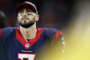 Quarterback Brian Hoyer, an eight-year NFL veteran, is expected to draw interest from several teams.