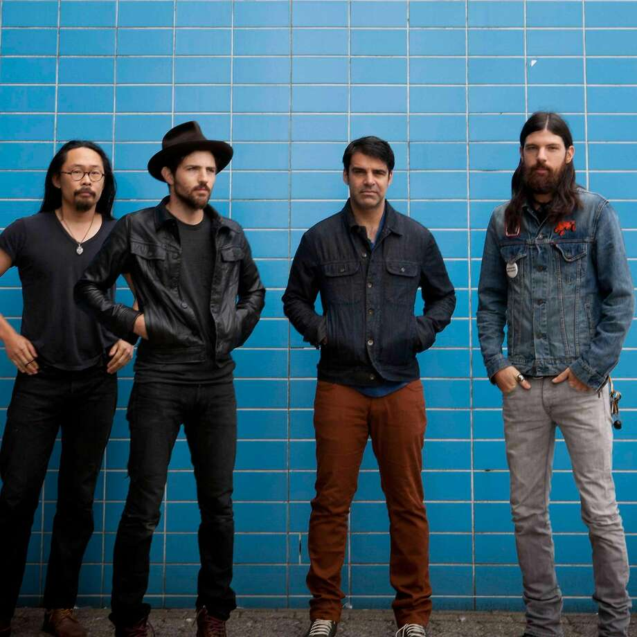 The Avett Brothers will headline the Sonoma music festival. Photo: Courtesy Of The Artist