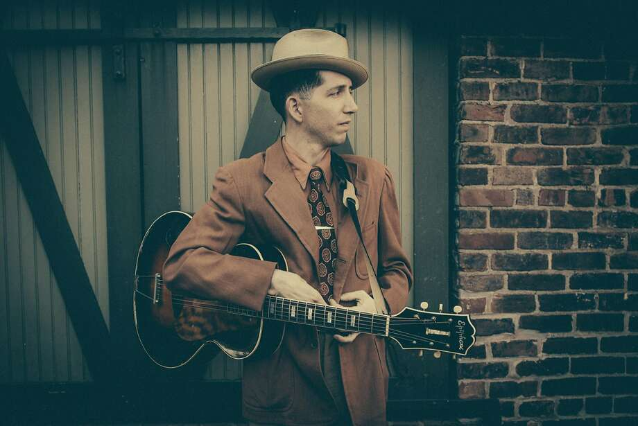 "Pokey LaFarge is promoting his album ""Something in the Water,"" Photo: Courtesy Of The Artist"