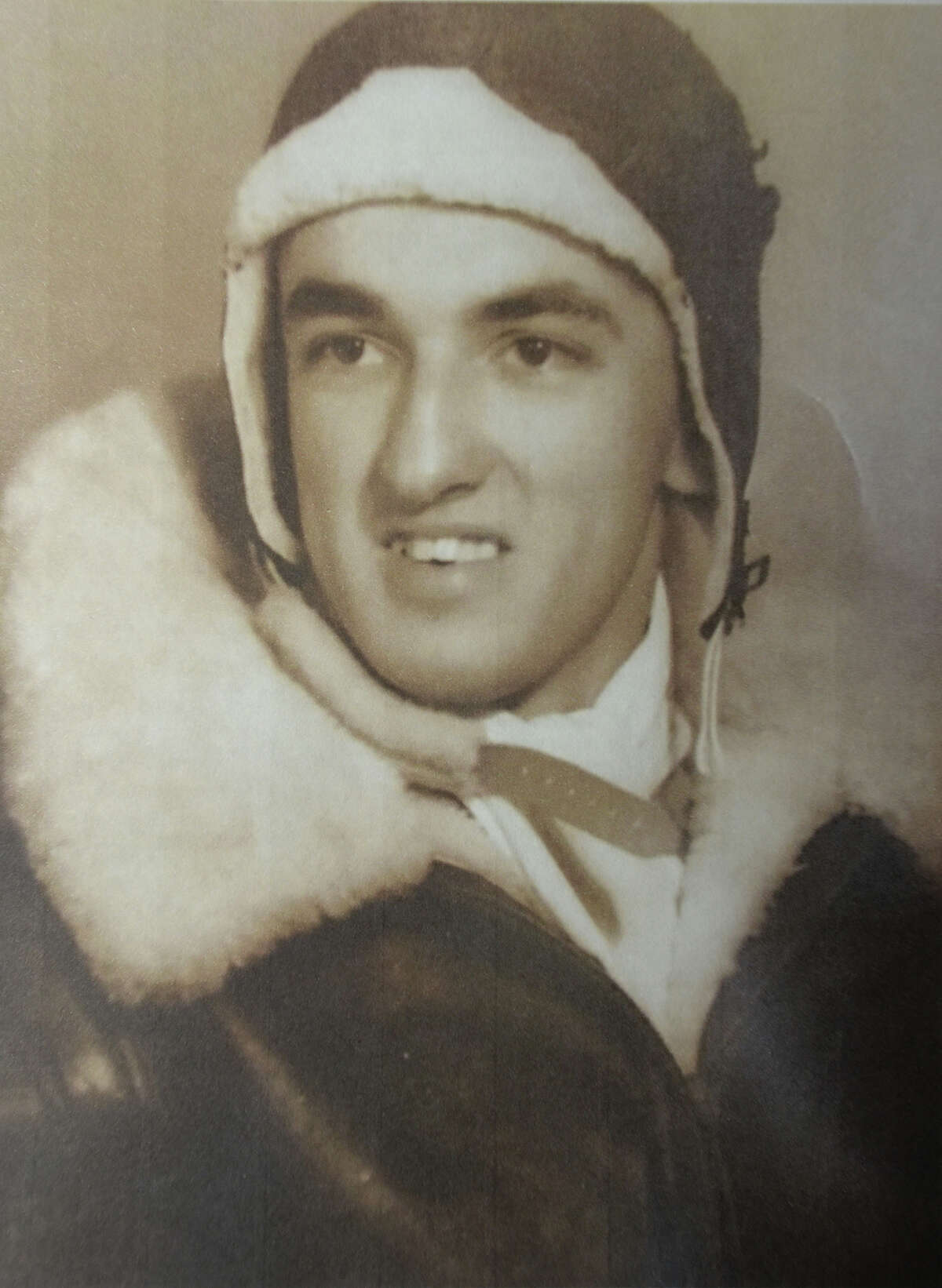 Clyde DeFrate during his time as an airmen in the U.S. Air Force. Photo provided by Clyde DeFrate